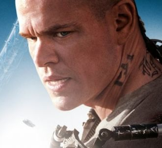 Matt Damon dans 'Elysium'
