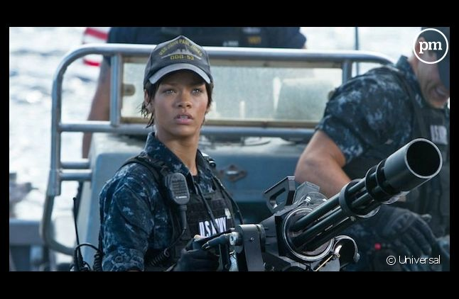 """Rihanna dans """"Battleship"""", l'un des flops ciné de 2012"""