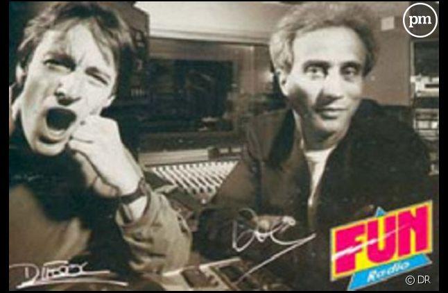 """Difool et le """"Doc"""" dans """"Lovin'Fun"""" dans les années 1990"""