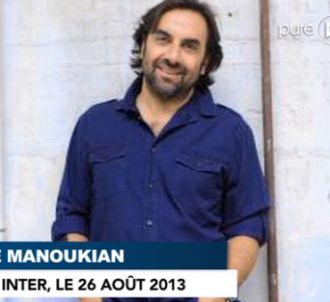 André Manoukian sur France Inter.