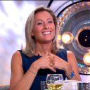 """Anne-Sophie Lapix reçoit Michel Denisot, dans """"C à vous"""" le 10 septembre."""