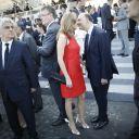 Marie-Charline Pacquot, compagne de Pierre Moscovici, ministre de l'Economie (2013).