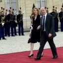 Marie-Charline Pacquot, compagne de Pierre Moscovici.
