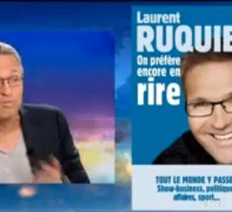 Capture d'écran du 20h de France 2 du 7 juillet 2013 avec...