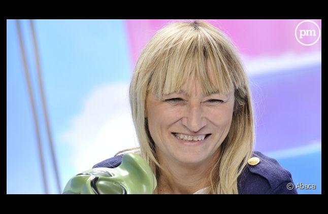 "Christine Bravo fustige ""Le Parisien"""