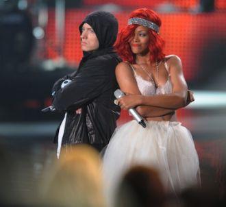 Eminem et Rihanna dévoilent 'The Monster'