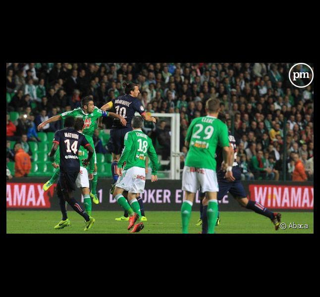 BeIN Sport a signé des partenariats avec le PSG et avec Saint-Etienne.