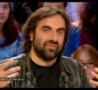 André Manoukian, interrogé dans 'La Nouvelle Edition',...