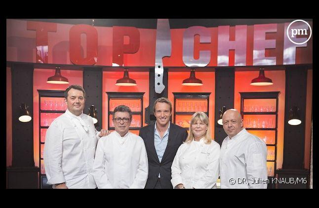 """D'anciens candidats de """"Top Chef"""" vont faire leur retour pour la saison 5"""