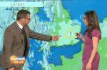 Steve Carell perturbe la météo britannique