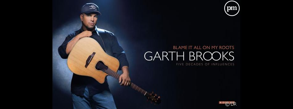 """1. Garth Brooks - """"Blame It All on My Roots"""""""