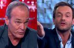 """""""C à vous"""" : Laurent Baffie insulte Jérémy Michalak, qui quitte le plateau"""