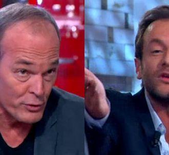 Laurent Baffie et Jérémy Michalak se clashent dans 'C à...