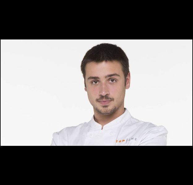 """Quentin Bourdy, candidat 2013, de retour dans la saison 5 de """"Top Chef"""""""
