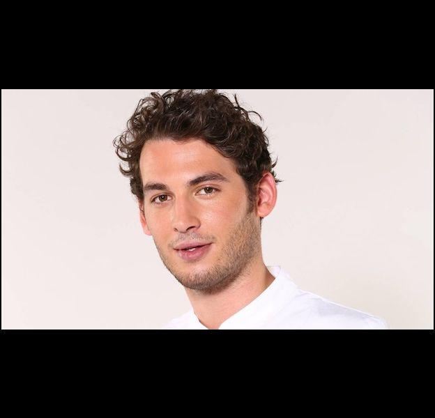 """Alexis Braconnier, ex-participant de la saison 2, candidat de """"Top Chef"""" 2014"""