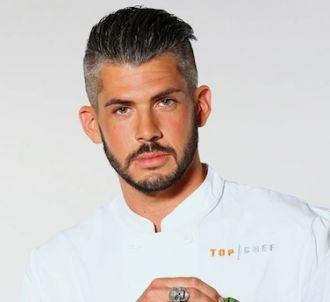 Jérémy Brun, candidat de 'Top Chef' 2014