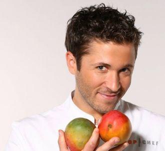 Julien Duboue, candidat de 'Top Chef' 2014