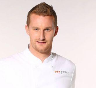 Julien Lapraille, candidat de 'Top Chef' 2014