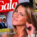 "La Une de ""Gala"" (12 octobre 2010)."