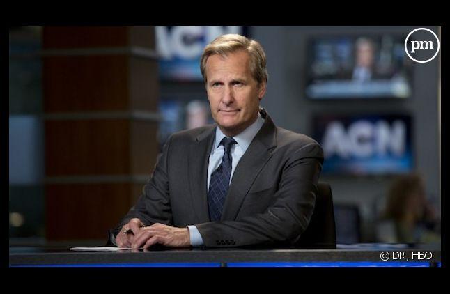 """""""The Newsroom"""" s'arrêtera à la fin de la saison 3"""