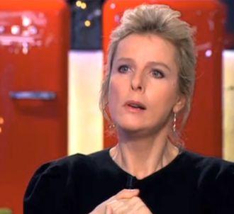 Karin Viard défend Julie Gayet dans 'C à vous'