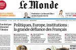 77% des Français n'ont pas confiance dans les médias