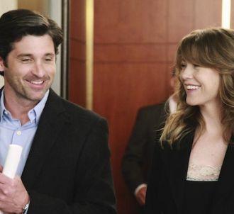 Patrick Dempsey et Ellen Pompeo restent dans 'Grey's...