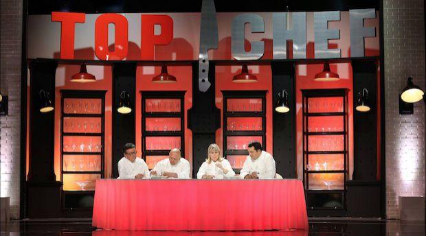 TOP  CHEF  2014 ... SAISON V ...  SEMAINE II ... - Page 3 4457936-le-jury-de-top-chef-2014-620x0-1
