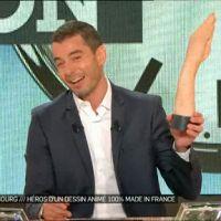 Un (énorme) sextoy provoque un interminable fou rire sur Canal+