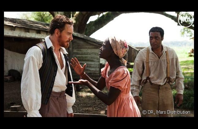 """12 Years a Slave"" démarre en tête du box-office"