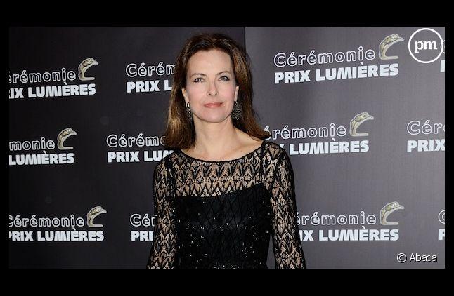 """Carole Bouquet jouera aux côtés de Zoe Saldana et Patrick J. Adams dans """"Rosemary's Baby"""""""