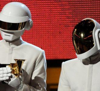 Daft Punk remonte en flèche dans les charts français