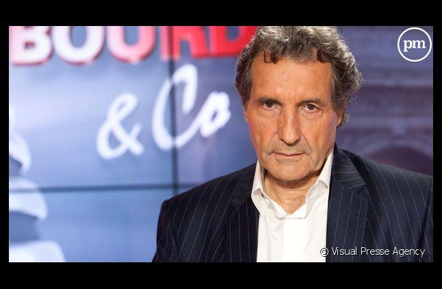 Jean-Jacques Bourdin, invité spécial de puremedias.com toute la journée.