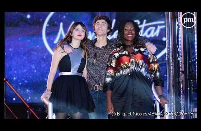 """Ce que vont chanter Yseult, Mathieu et Pauline pour la demi-finale de """"Nouvelle Star"""""""