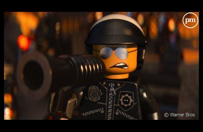 """""""La Grande Aventure Lego"""" démarre en tête des premières séances"""