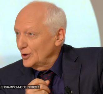 Nicolas Domenach dénonce les approximations de Marine Le...