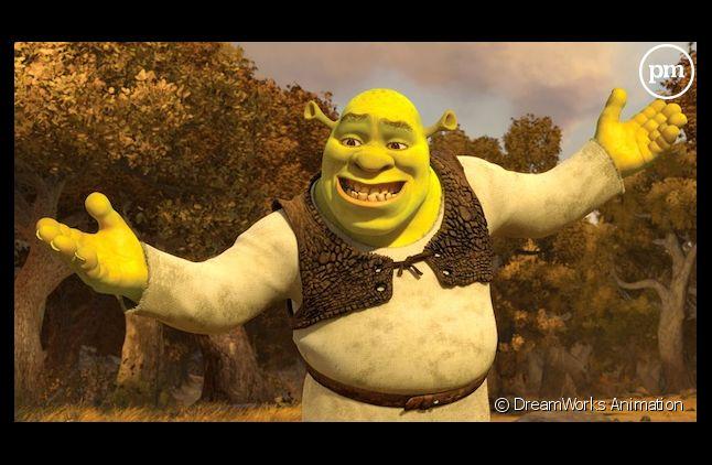 Shrek bientôt de retour au cinéma