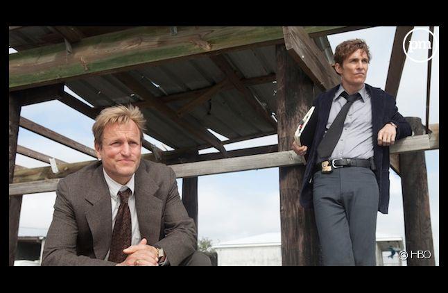 """Woody Harrelson et Matthew McConaughey dans """"True Detective"""""""