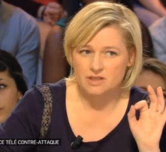 Anne-Elisabeth Lemoine pousse un coup de gueule contre le...