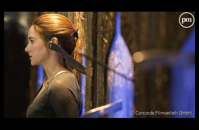 """""""Divergente"""" démarre en tête du box-office US"""