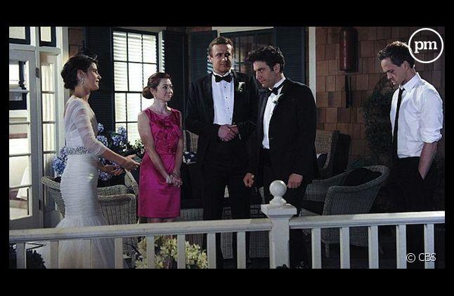 """""""How I Met Your Mother"""" a fait ses adieux aux téléspectateurs américains"""