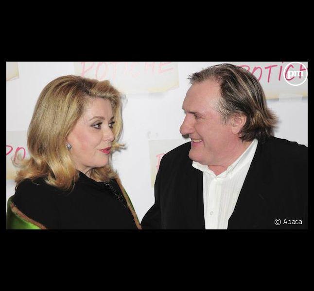 Catherine Deneuve tacle Gérard Depardieu