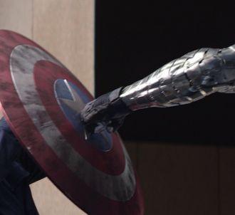 'Captain America, le soldat de l'hiver' démarre en tête...