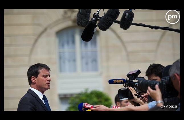 Manuel Valls a occupé le terrain médiatique toute la semaine