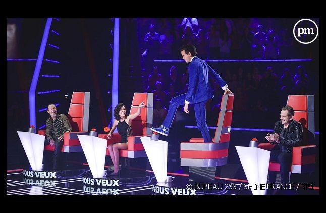 """Découvrez les titres que vont chanter ce soir les candidats de """"The Voice"""" sur TF1"""