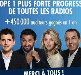 Europe 1 n'inclut pas Laurent Ruquier dans sa campagne de...