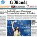 "Même le ""Monde"" met Conchita Wurst à sa Une"