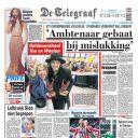"""Au Pays-Bas, """"De Telegraaf"""" revient sur celui que les Hollandais ont placé en tête"""