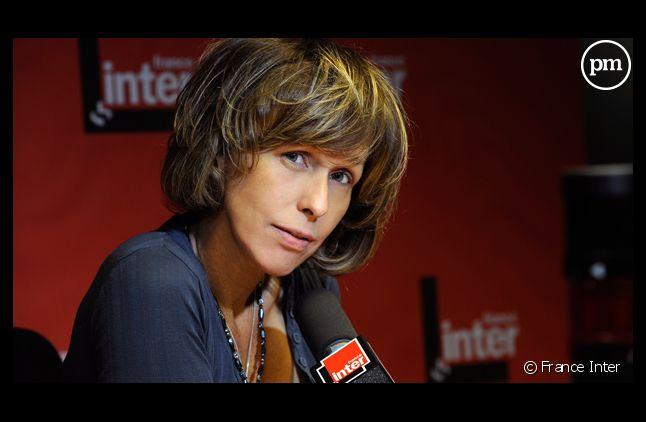 Pascale Clark va quitter les matinnées de France Inter.