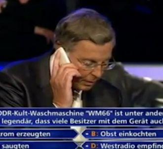 Angela Merkel, joker du 'Qui veut gagner des millions ?'...